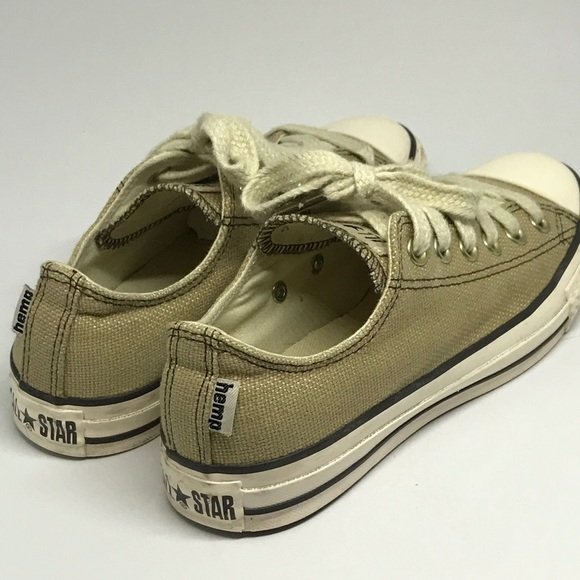 317dc7a0fc07 Converse Shoes - Converse HEMP Chucks  Rare (Men s 5